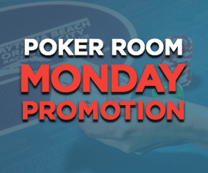 Monday Poker Room Promotions at Orange City Racing & Card Club